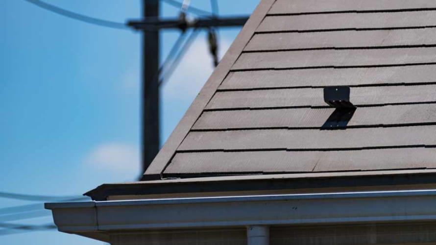 塗装してはいけない5大屋根材