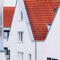屋根の色ー赤