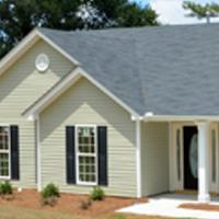 屋根の色ーグレー