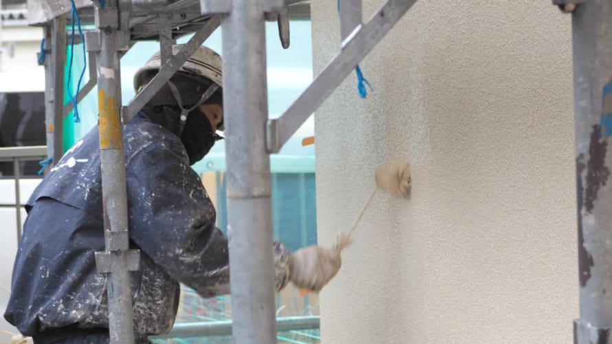 外壁塗装の中塗りをしない業者がある?3回塗りの理由と手抜きの見分け方
