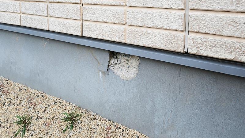 基礎の塗装が大事な理由とは?基礎のメンテナンスと費用の相場