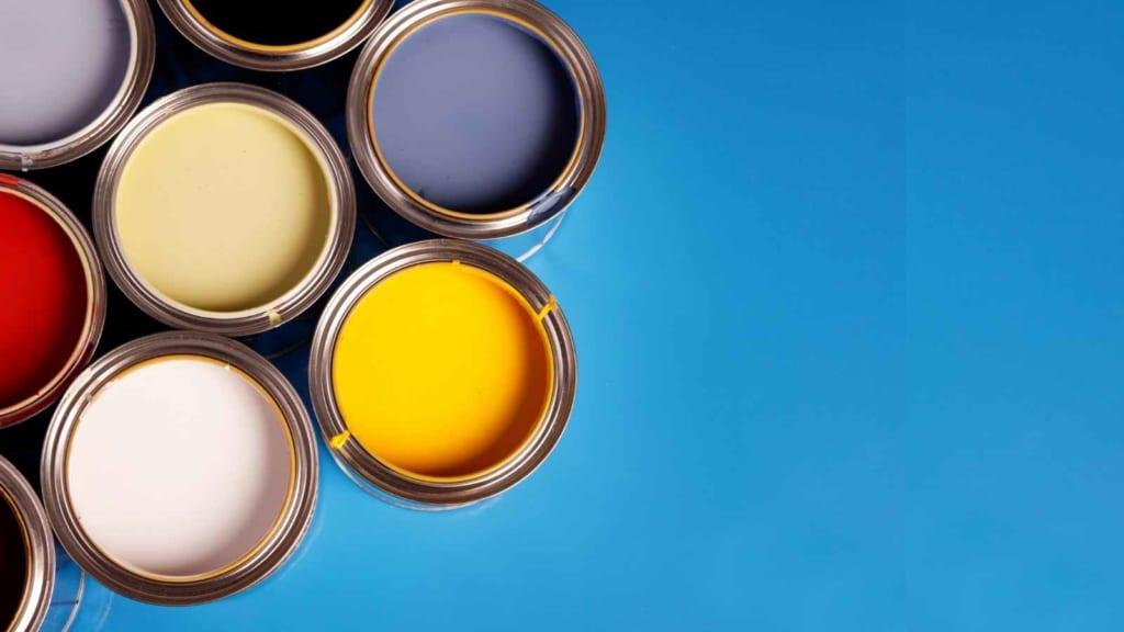 使用する塗料を考える